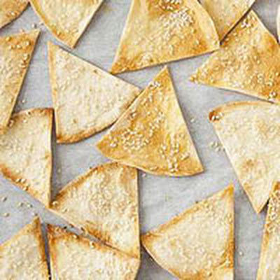 Honey-Baked Tortilla Chips
