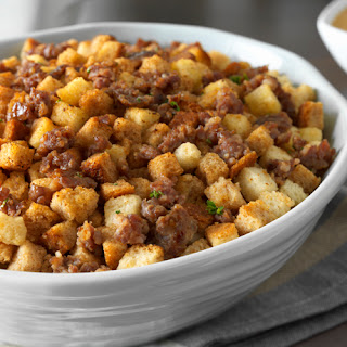 Thanksgiving Stuffing With Sausage Recipes
