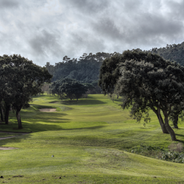 First Tee - Penha Longa by CA Eccles - Sports & Fitness Golf ( restoration, archaeology, 1st hole, quinta da penha longa, green, tee, heritage, commerical preservation, monks, conservation, monastery, sintra, fairaway, golf, resort, preservation,  )