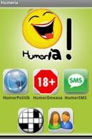 Screenshot of Humoria: Cerita Lucu dan Humor