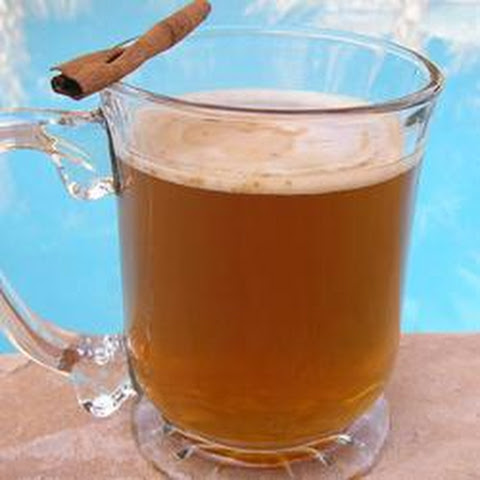 Simple Hot Spiced Apple Cider