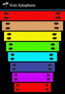 Xylophone - screenshot