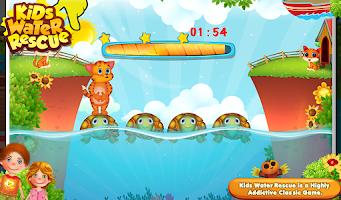Screenshot of Kids Water Rescue