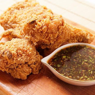 Sweet Soy-Garlic Dipping Sauce