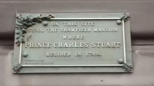 Shawfield Mansion 1745