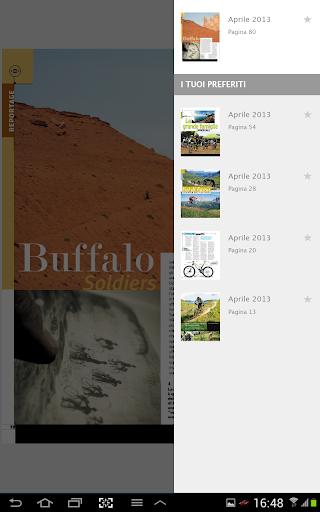 MOUNTAIN BIKE WORLD - screenshot