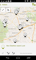 Screenshot of Eure-et-Loir Tour