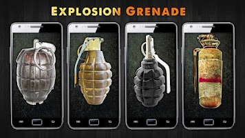 Screenshot of Explosion Grenade