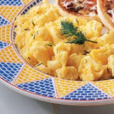 Dilly Scrambled Eggs