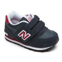 New Balance 574 Retro Trainer VELCRO TRAINER