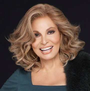 Human hair wig by Raquel Welch