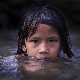 Putri by Yudi Prabowo - Babies & Children Child Portraits