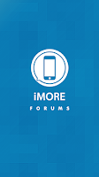 Screenshot of iMore Forums