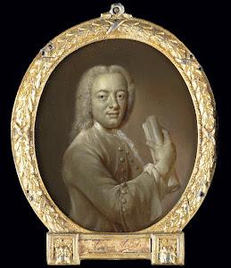 RIJKS: Jan Maurits Quinkhard: painting 1743