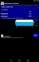 Screenshot of Volume of Tank Calculator Free