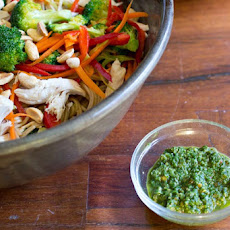 Thai Basil Pesto Recipe