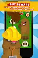 Screenshot of molly the mole