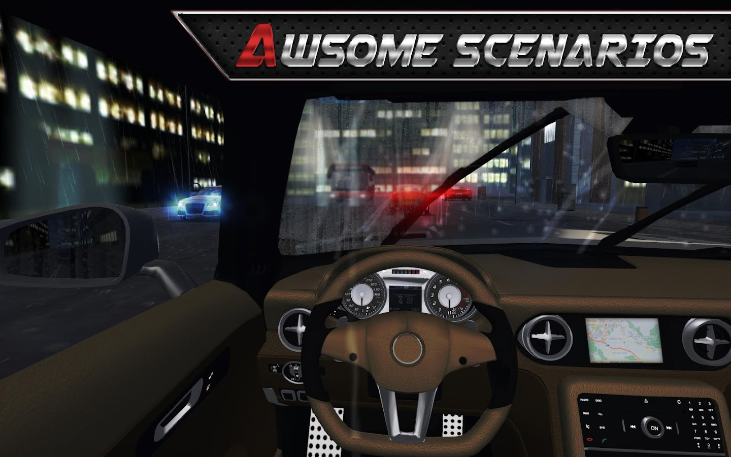 Real Driving 3D Screenshot 3