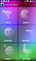 Screenshot of Random Funny Sounds and fun