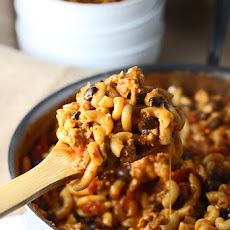 Healthy One Pot Chili Mac