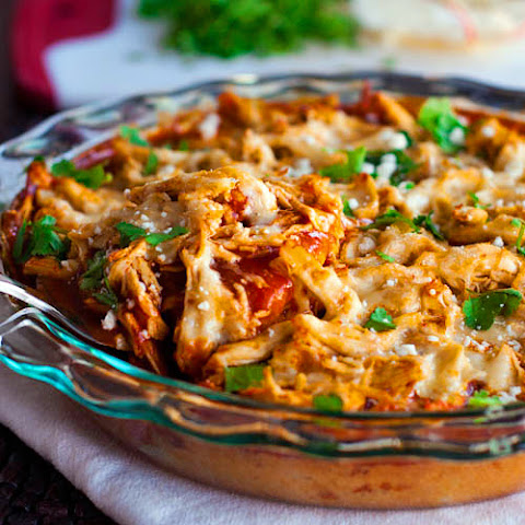 Chicken Tamale Pie