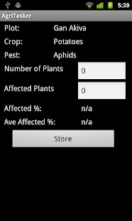 PestScout - screenshot