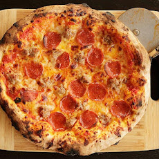 Basic New York-style Pizza Dough