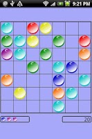 Screenshot of Rainbow Bubble