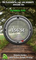 Screenshot of Camera Compass