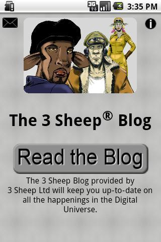 The 3 Sheep Blog
