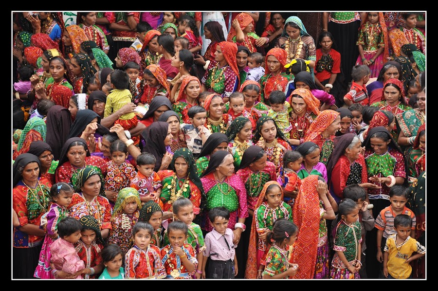 culture alive by Vraj Mistry - People Street & Candids ( people, crowd, humanity, society )