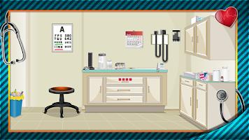 Screenshot of Medical Room Escape