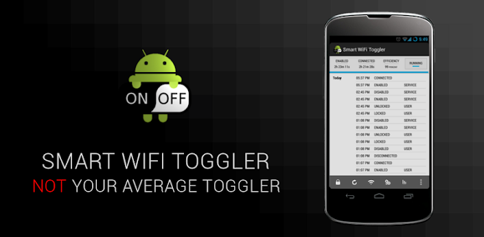 Smart WiFi Toggler v2.3.1