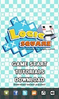 Screenshot of Logic Square - Picross