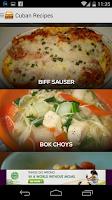 Screenshot of Cuban Recipes Free