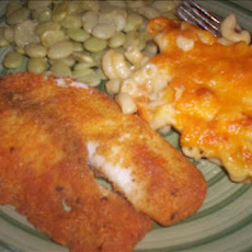 Busy Night Baked Fish Fillets