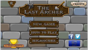 Screenshot of The Last Archer