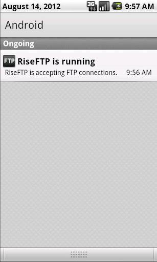 【免費通訊App】Rise FTP Server-APP點子