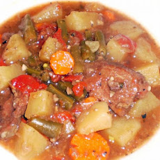 Crock Pot Beef or Lamb Casserole