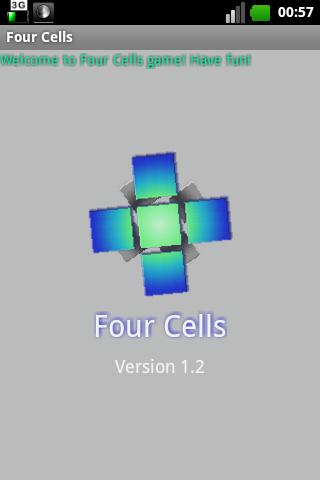 Four Cells Lights Out