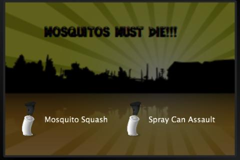 【免費街機App】Mosquitoes Must Die-APP點子