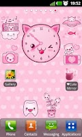 Screenshot of Cute Widget Pack