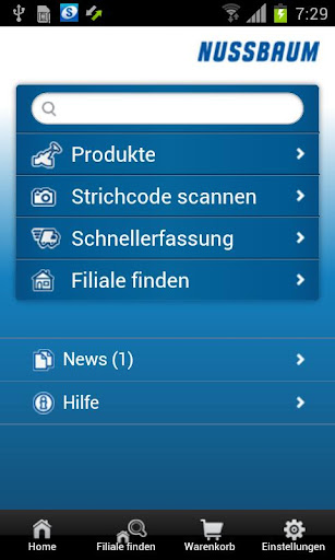 Nussbaum App