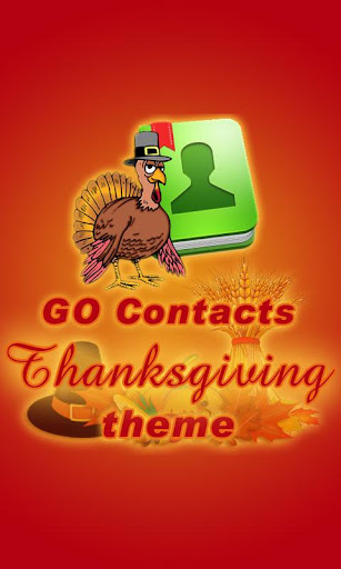 GO Contacts EX Thanksgiving th