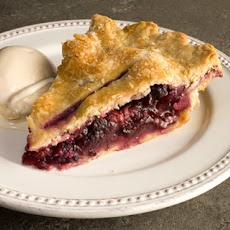 Mixed Berry and Anise Pie Recipe