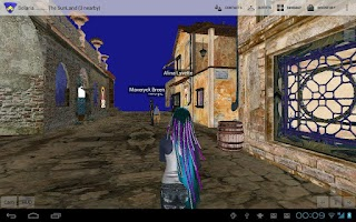 Screenshot of Lumiya