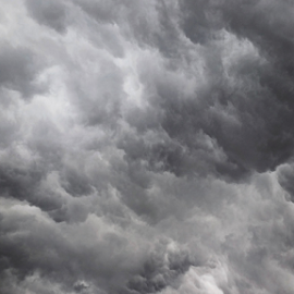 Angry Sky by Don Teachout - Abstract Patterns ( stormy, sky, dark, cloudy, angry, gray )