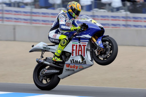 Valentino Rossi Best Wallpaper