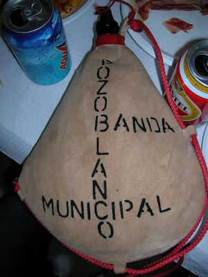 La bota de la Banda.www.bandamunicipaldepozoblanco.blogspot.com