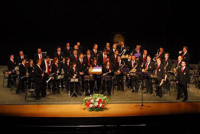 Banda Municipal de Pozoblanco. www.fotoslospedroches.com
